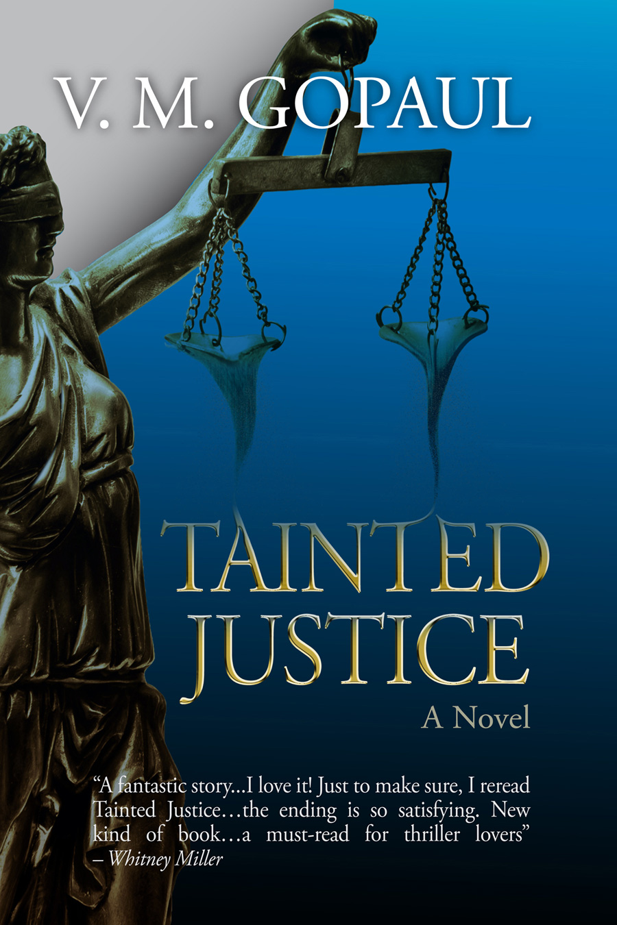 Cover of Tainted Justice